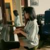 Agathe Auproux, pianiste talentueuse et sensuelle : Ses admirateurs conquis