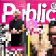 """Magazine """"Public"""", en kiosques le 28 juillet 2017."""