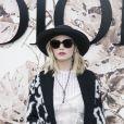"""Jennifer Lawrence lors du photocall du défilé de mode Haute-Couture automne-hiver 2017/2018 """"Christian Dior"""" à l'Hôtel des Invalides à Paris, le 3 juillet 2017 © Olivier Borde/Bestimage"""