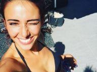 Delphine Wespiser sublime en bikini : La Miss dévoile sa silhouette de rêve !