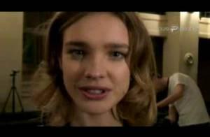 VIDEO EXCLUSIVE : Regardez Natalia Vodianova, Mélanie Doutey, Nora Arnedezer nous parler de lingerie...