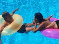 Suzanne Lindon : Soleil, bikini et bon vin... elle nous fait partager ses vacances
