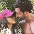 "Jessica Errero et Valentin Leonard des ""Marseillais"" à Punta Cana - Instagram, 2017"