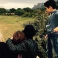 Jamel Debbouze et Mélissa Theuriau complices sur Instagram, pour une sortie à la campagne avec leurs deux enfants Léon et Lila.