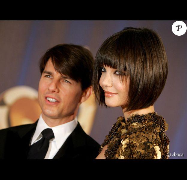 Katie Holmes veut à tout prix un fils à son mari Tom Cruise