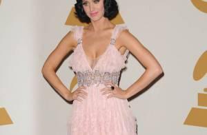 Katy Perry : la plus jolie et sexy des... perdantes aux Grammy Awards !