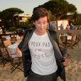 Exclusif - Thomas Dutronc - Soirée Marcel Campion sur la plage de la Bouillabaisse à Saint-Tropez le 3 aout 2017. © Rachid Bellak/Bestimage