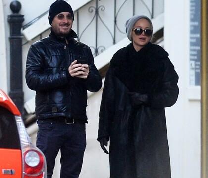 """Jennifer Lawrence et son couple : """"Je ne me suis jamais sentie perdue avec lui"""""""