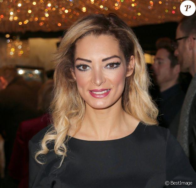 Exclusif - Emilie Nefnaf (Nef Naf) - Election Top Model Belgium 2016 au Lido à Paris le 24 janvier 2016. © Marc Ausset-Lacroix/Bestimage