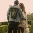 Photo de JAY-Z et Beyoncé. Juillet 2017.