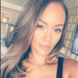 Evelyn Lozada, photo Instagram août 2017.