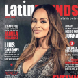 Evelyn Lozada en couverture de Latin Trends en 2016.