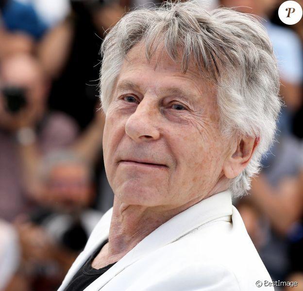 """Roman Polanski au photocall de """"D'Après Une Histoire Vraie"""" lors du 70e Festival International du Film de Cannes, le 27 mai 2017. © Borde-Jacovides-Moreau/Bestimage"""