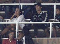 Cristiano Ronaldo : Profil bas en tribunes avec Georgina, enceinte, et son clan
