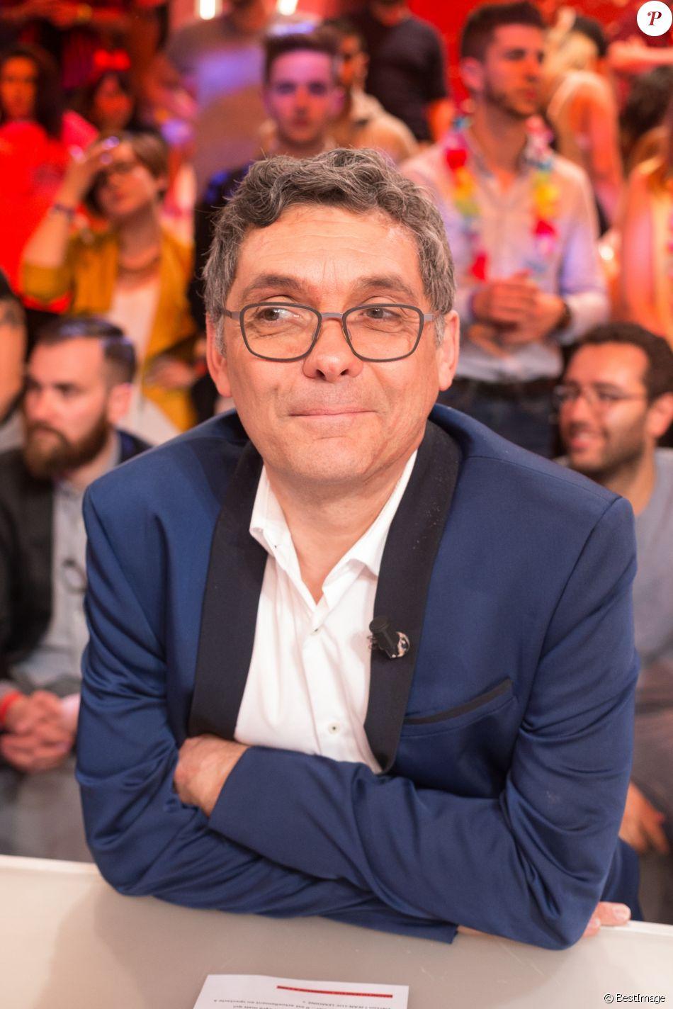 """Exclusif - Thierry Moreau - 1000e de l'émission """"Touche pas à mon poste"""" (TPMP) en prime time sur C8 à Boulogne-Billancourt le 27 avril 2017."""