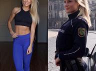 Adrienne Koleszár : La policière au physique de rêve affole Instagram