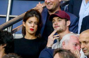 PSG-Toulouse : Louis Sarkozy in love devant son frère Pierre pour le show Neymar