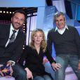 Sylvie Testud, Michel Boujenah et Frédéric Lopez