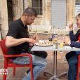 """Julie et Jean-Michel - """"L'amour est dans le pré 2017"""" sur M6. Le 4 septembre 2017."""