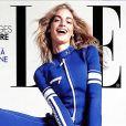 """Couverture du magazine """"ELLE"""", numéro du 25 août 2017."""