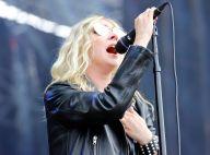 Taylor Momsen (Gossip Girl) électrique et MØ dansante à Rock en Seine