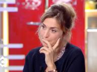 """Julie Gayet et François Hollande : """"Il m'a beaucoup fait pleurer, ce moment"""""""