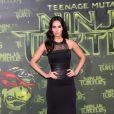 """Megan Fox lors de la première du film """"Teenage Mutant Ninja Turtles"""" à Berlin, le 5 octobre 2014.05/10/2014 - Berlin"""