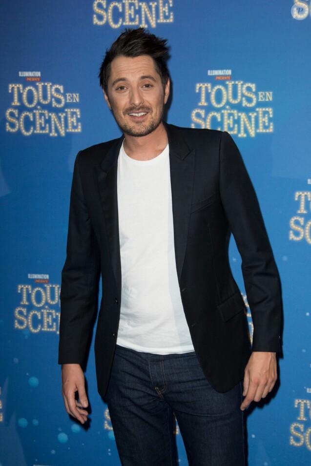"""Vincent Cerutti - Avant-première du film """"Tous en scène"""" au Grand Rex à Paris. Le 14 janvier 2017 © Cyril Moreau / Bestimage"""