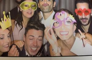 Katrina Patchett et Valentin mariés : Leurs amis de DALS présents !