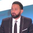 """Cyril Hanouna dans """"Touche pas à mon poste"""", le 4 septembre 2017."""