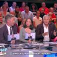 """""""Touche pas à mon poste"""", le 4 septembre 2017 sur C8."""