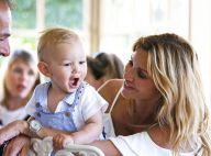 """Ingrid Chauvin et son fils Tom : """"Je dois lui cacher mes inquiétudes..."""""""