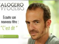 AUDIO : Ecoutez le premier single du prochain album de Calogero !