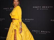 Rihanna : De toute beauté et voluptueuse pour soirée exceptionnelle à New York