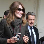 Carla et Nicolas Sarkozy : Un nouveau bébé dans la famille