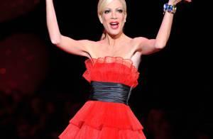 Tori Spelling, Patricia Arquette, Hilary Duff et leurs copines... de très beaux chaperons rouges !