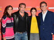 Jean Dujardin et Nathalie Pechalat : Adorables et présents pour leurs amis