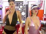 Secret Story 11 : Julie et Barbara très hot pour le Sexy Ménage