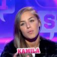 Secret Story 11, la quotidienne du 13 septembre 2017 sur NT1. Ici la belle Kamila.