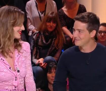 Louise Bourgoin, charmée par le timide Martin Weill : Yann Barthès les réunit !