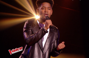 Lisandro Cuxi (The Voice 6), heureux :