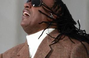 Stevie Wonder invité d'honneur de la famille Obama à la Maison Blanche...
