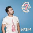 """""""Nazim, Pourquoi veux-tu que je danse ?, single extrait de son premier album à paraître."""""""