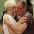"""Christiane et Roland - """"L'amour est dans le pré 2017"""" sur M6. Le 11 septembre 2017."""