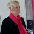 """Christiane, prétendante de Roland - """"L'amour est dans le pré 2017"""", le 3 juillet 2017 sur M6."""