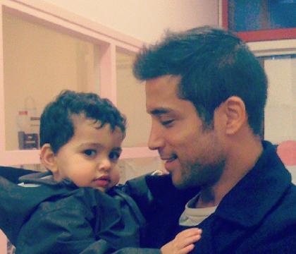 Alain (Secret Story 11) papa : Ses adorables photos avec son petit garçon !