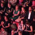 Meghan Markle a assisté le 23 septembre 2017 à la cérémonie d'ouverture des 3e Invictus Games fondés par le prince Harry, à Toronto, en compagnie de son ami Markus Anderson. Son boyfriend le prince Harry était installé dix-huit rangs devant elle, au côté de Melania Trump et derrière Justin Trudeau.