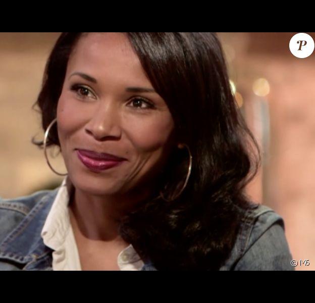"""Angélique, prétendante de Christophe - """"L'amour est dans le pré 2017"""", le 10 juillet 2017 sur M6."""