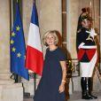 Valérie Pécresse - Dîner d'Etat au Palais de l'Elysée en l'honneur de M. Aoun, Président de la République Libanaise, à Paris, le 25 septembre 2017. © Dominique Jacovides/Bestimage