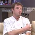 """""""Vincent dans """"Cauchemar en cuisine, que sont-ils devenue ?"""". Sur M6, le 26 septembre 2017."""""""
